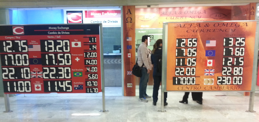 cheap exchange rates