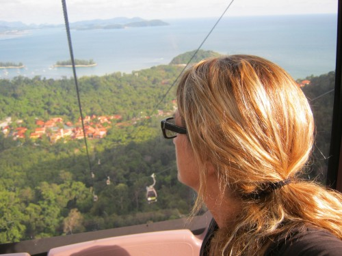 langkawi cable car vanessa